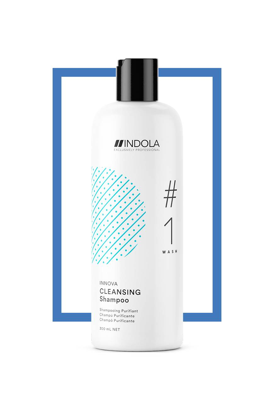 IND Cleansing Shampoo 300ml